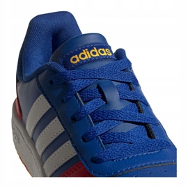 Adidas Hoops 2.0 Jr FY7016 shoes navy blue blue 3