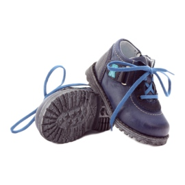 Boys' shoes Ren But 1456 navy blue multicolored grey 3