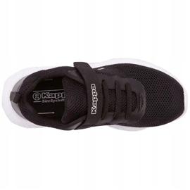 Kappa Ces K Jr 260798K 1110 shoes white black 2