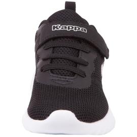 Kappa Ces K Jr 260798K 1110 shoes white black 4