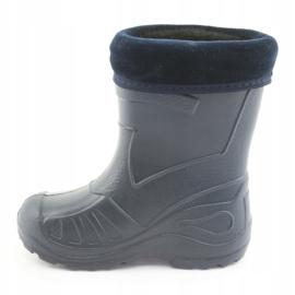 Befado children's navy blue rain boots 162P103 2