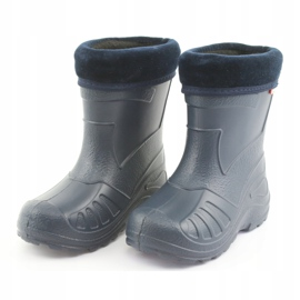Befado children's navy blue rain boots 162P103 3
