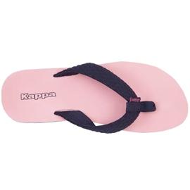 Kappa Pahoa women's navy blue slippers 242668 6721 1