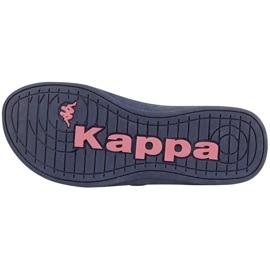Kappa Pahoa women's navy blue slippers 242668 6721 3