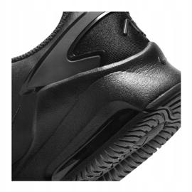 Nike Air Max Bolt Jr CW1626-001 shoe black red 1