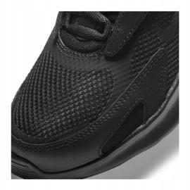 Nike Air Max Bolt Jr CW1626-001 shoe black red 2