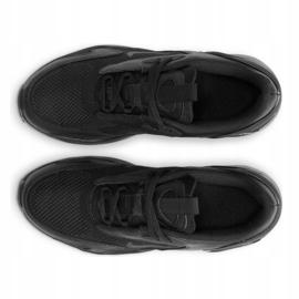 Nike Air Max Bolt Jr CW1626-001 shoe black red 4