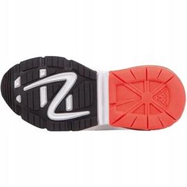 Kappa Yero Jr 260891K shoes black red 3