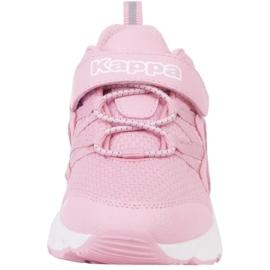 Kappa Yaka K Jr 260890K shoes red pink 4