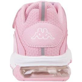 Kappa Yaka K Jr 260890K shoes red pink 5