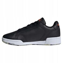 Adidas Roguera Jr FY7184 shoes white black 5