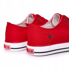 Men's Sneakers Big Star DD174274 Red 1