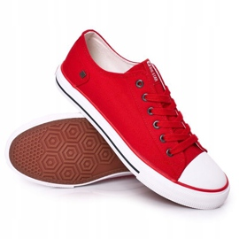Men's Sneakers Big Star DD174274 Red 2