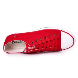 Men's Sneakers Big Star DD174274 Red 3