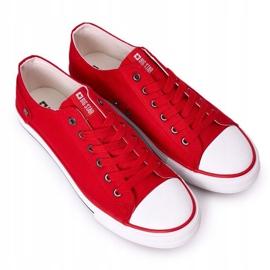 Men's Sneakers Big Star DD174274 Red 4