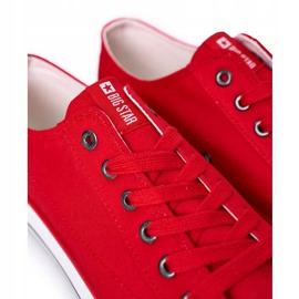 Men's Sneakers Big Star DD174274 Red 5