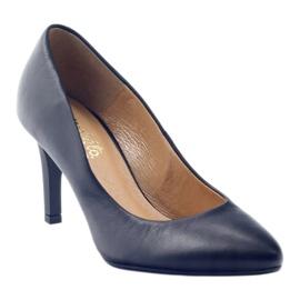 Espinto Pumps On Black High Heel 1