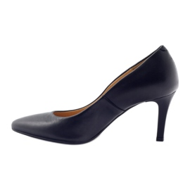 Espinto Pumps On Black High Heel 2