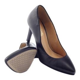 Espinto Pumps On Black High Heel 3