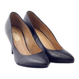 Espinto Pumps On Black High Heel 4