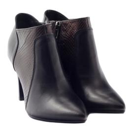 Espinto 107/30 women's boots black multicolored 4