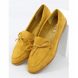 Classic women's moccasins mustard 3394 Yellow 1