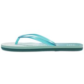 Flip-flops 4F W H4L21-KLD003 48S blue green 2