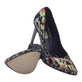 Shoes Espinto 456 multicolor black multicolored 3
