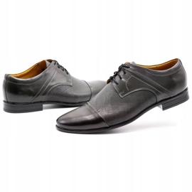 Olivier Men's formal shoes 710 gray grey 6