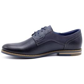 Olivier Formal shoes 1033 navy blue 1