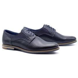 Olivier Formal shoes 1033 navy blue 2
