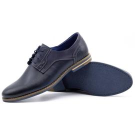 Olivier Formal shoes 1033 navy blue 3