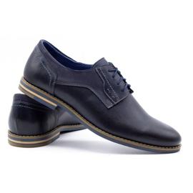 Olivier Formal shoes 1033 navy blue 4