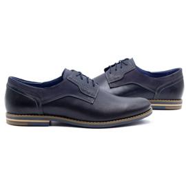Olivier Formal shoes 1033 navy blue 5