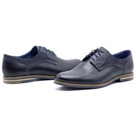 Olivier Formal shoes 1033 navy blue 6