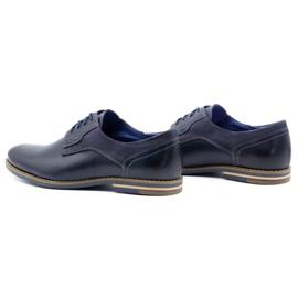 Olivier Formal shoes 1033 navy blue 7