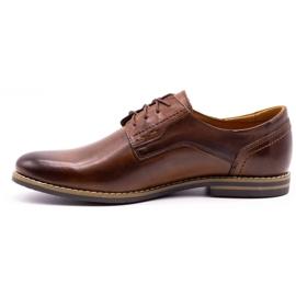 Olivier Formal shoes 1033 brown 2