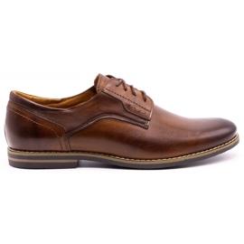Olivier Formal shoes 1033 brown 1