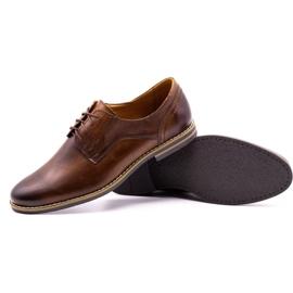 Olivier Formal shoes 1033 brown 3