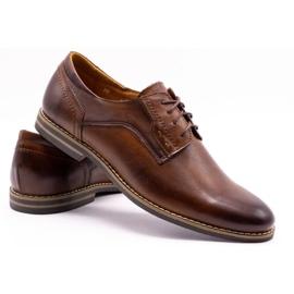 Olivier Formal shoes 1033 brown 4