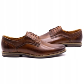 Olivier Formal shoes 1033 brown 5