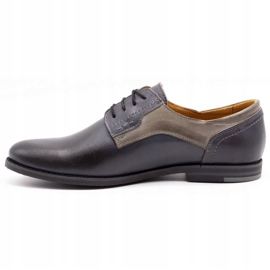 Olivier Formal shoes 1033 gray grey 1