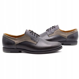 Olivier Formal shoes 1033 gray grey 5