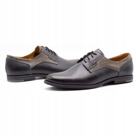 Olivier Formal shoes 1033 gray grey 6