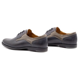 Olivier Formal shoes 1033 gray grey 7