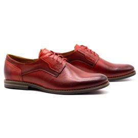 Olivier Formal shoes 1033 red 2