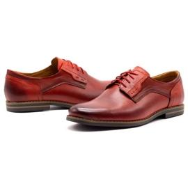 Olivier Formal shoes 1033 red 6