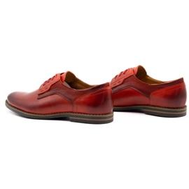 Olivier Formal shoes 1033 red 7