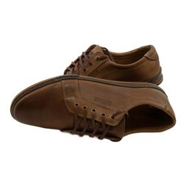 Polbut Men's shoes 320 brown 3