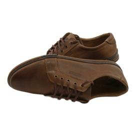 Polbut Men's shoes 320 brown 9